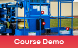 Elevated Work Platform Training Demo