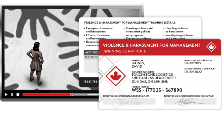 violence and harassment training