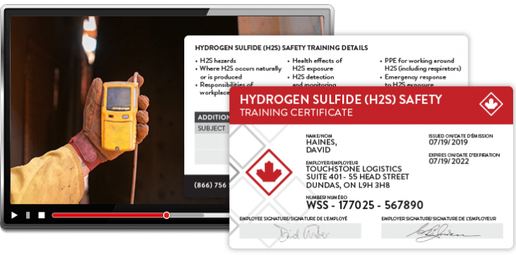 H2S Course